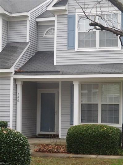 746 Windbrook Circle, Newport News, VA 23602 - #: 10231103