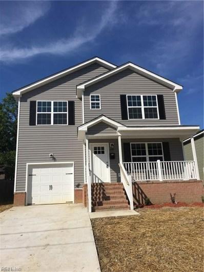 418 Cooper Street, Hampton, VA 23669 - #: 10231589