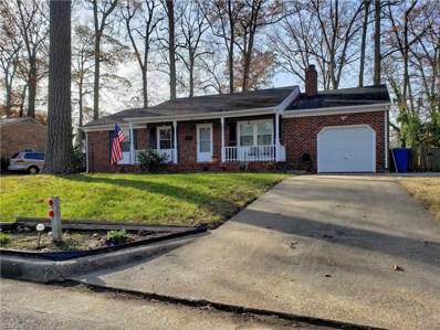861 Elder Road, Newport News, VA 23608 - #: 10232976