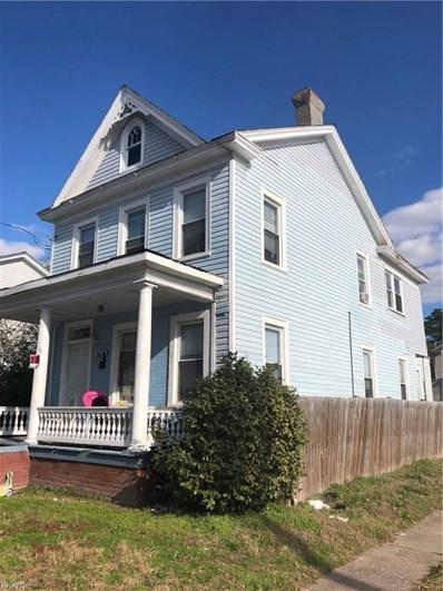 1631 Prentis Avenue, Portsmouth, VA 23704 - #: 10234732