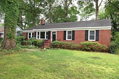 76 Concord Crescent, Newport News, VA 23606 - #: 10235649