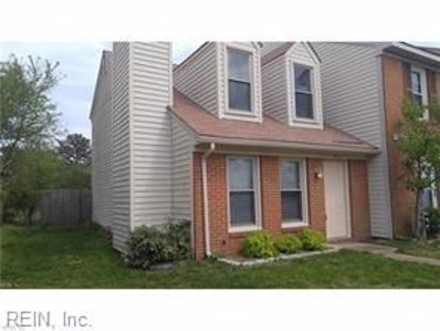 3813 Buchanan Drive, Virginia Beach, VA 23453 - #: 10238936