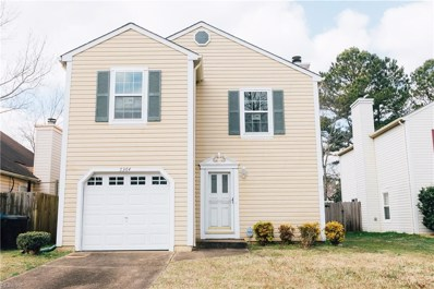 5364 Glenville Circle, Virginia Beach, VA 23464 - #: 10244160