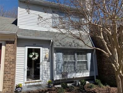 119 Tidal Drive, Newport News, VA 23606 - #: 10244777