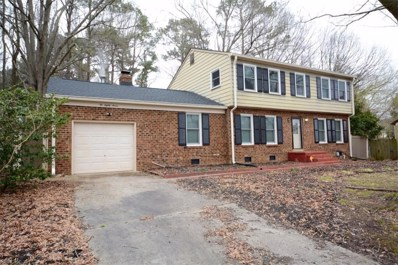 287 Curtis Tignor Road, Newport News, VA 23608 - #: 10245436