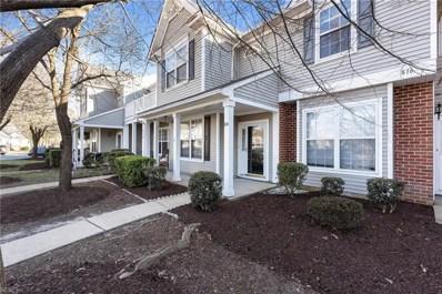 814 Oak Springs Court, Newport News, VA 23602 - #: 10245765