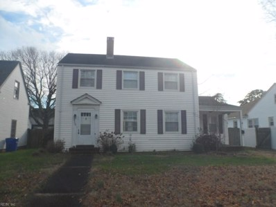 429 Sussex Drive, Portsmouth, VA 23707 - #: 10246372