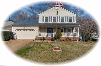201 Stony Ridge Court, Newport News, VA 23608 - #: 10249473