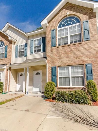 583 Old Colonial Way, Newport News, VA 23608 - #: 10249537