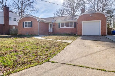 875 Lacon Drive, Newport News, VA 23608 - #: 10249907