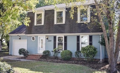 2 Kearny Court, Newport News, VA 23608 - #: 10250296