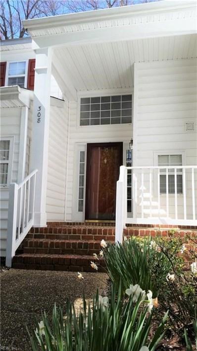 308 Charleston Way, Newport News, VA 23606 - #: 10250518