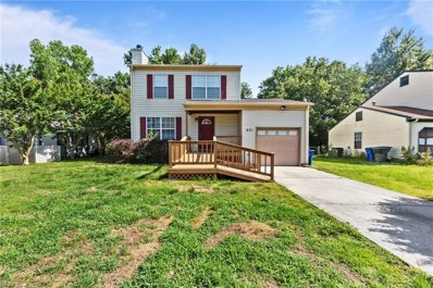 621 Dorene Place, Newport News, VA 23608 - #: 10251593