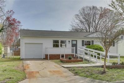 156 Ruston Drive, Newport News, VA 23602 - #: 10252592