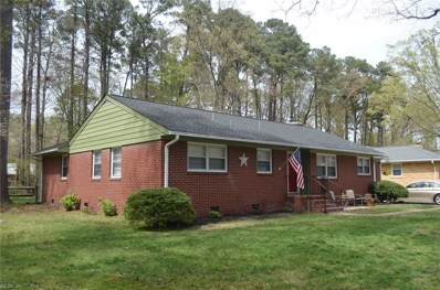 313 Mistletoe Drive, Newport News, VA 23606 - #: 10252854