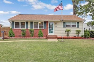 802 New Bern Avenue, Hampton, VA 23669 - #: 10255819