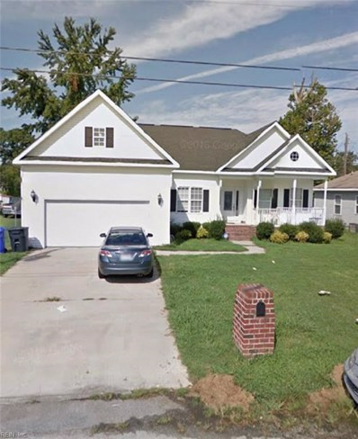 321 Ben Street, Suffolk, VA 23434 - #: 10258006