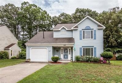 243 Dunn Circle, Hampton, VA 23666 - #: 10264027