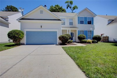 821 Wyemouth Drive, Newport News, VA 23602 - #: 10265164