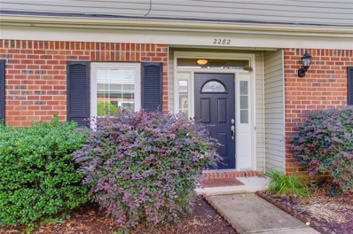 2282 Kings Creek Lane, Newport News, VA 23602 - #: 10265205