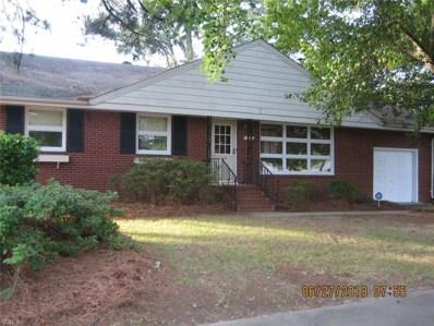 246 W McGinnis Circle, Norfolk, VA 23502 - #: 10267327