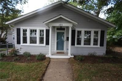 131 Claremont Avenue, Hampton, VA 23661 - #: 10274846