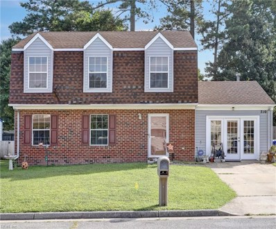 710 Mainsail Drive, Newport News, VA 23608 - #: 10275888