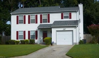 709 Whaler Drive, Newport News, VA 23608 - #: 10278298