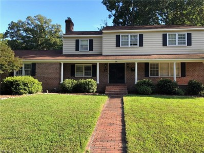74 Settlers Road, Newport News, VA 23606 - #: 10279545