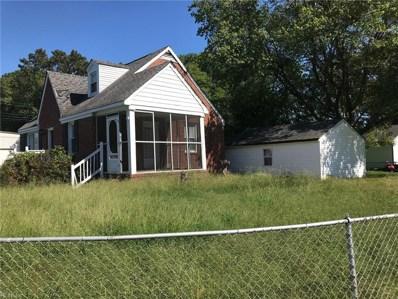 611 Hudson Terrace, Newport News, VA 23605 - #: 10279918