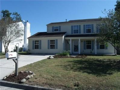 722 Halyard Drive, Newport News, VA 23608 - #: 10286401