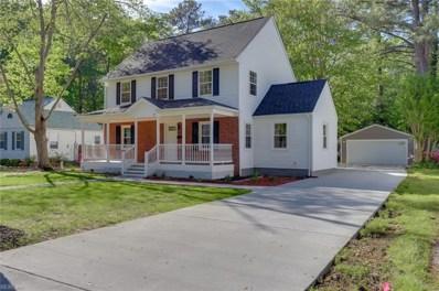 89 Lakeside Drive, Newport News, VA 23606 - #: 10291049