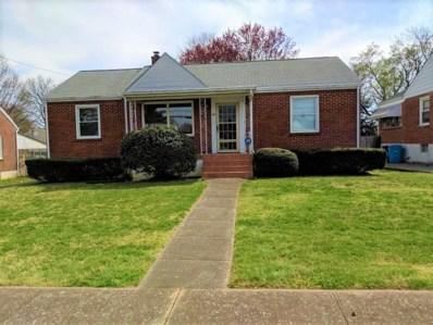 221 Fleming Ave NW, Roanoke, VA 24012 - #: 857459