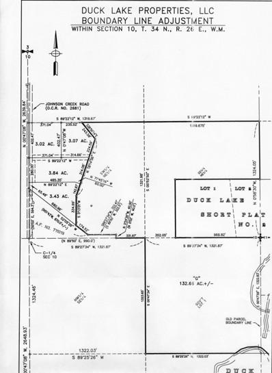Johnson Creek, Omak, WA 98841 - MLS#: 103208