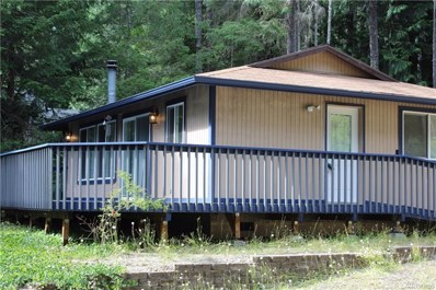 50 N Duckabush Lp W, Hoodsport, WA 98548 - MLS#: 1164500