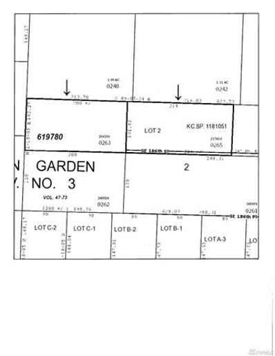 11818 SE 186th St, Renton, WA 98058 - MLS#: 1170852