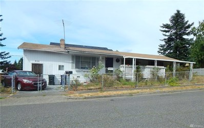 859 S 78th St, Tacoma, WA 98408 - MLS#: 1184316