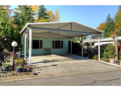 201 Union Ave SE UNIT 156, Renton, WA 98059 - MLS#: 1213590