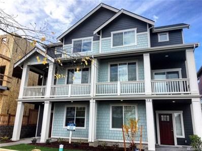 6523 31st Ave SW UNIT LotX, Seattle, WA 98126 - MLS#: 1220626