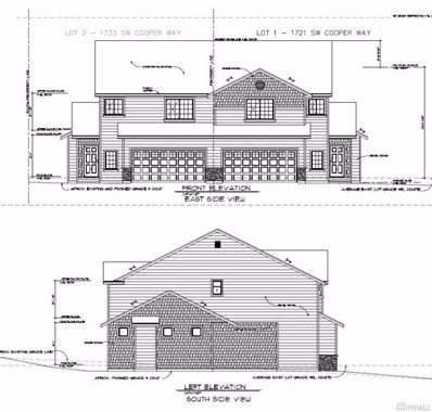 1721 SW Cooper Wy, Oak Harbor, WA 98277 - MLS#: 1230709