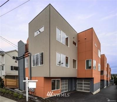 7536 43rd Ave S UNIT D, Seattle, WA 98118 - MLS#: 1233218