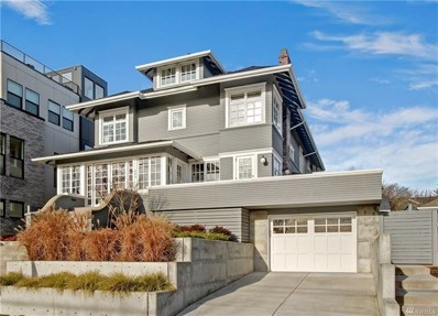 356 Galer St, Seattle, WA 98109 - MLS#: 1240259