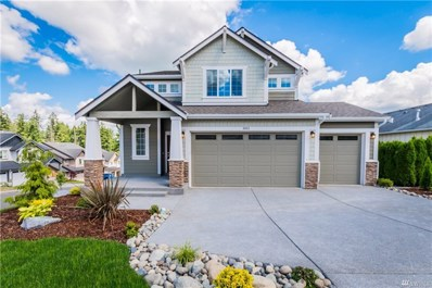 8002 205th Ave E, Bonney Lake, WA 98391 - MLS#: 1244082
