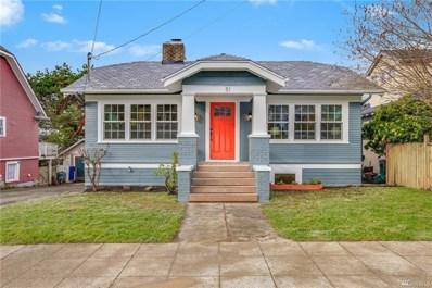 6051 4th Ave NW, Seattle, WA 98107 - MLS#: 1249433