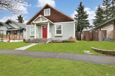 817 S Oakes St, Tacoma, WA 98405 - MLS#: 1249802