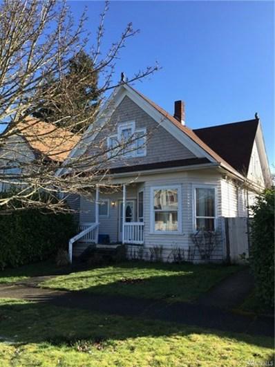 813 S Grant Ave, Tacoma, WA 98405 - MLS#: 1251564