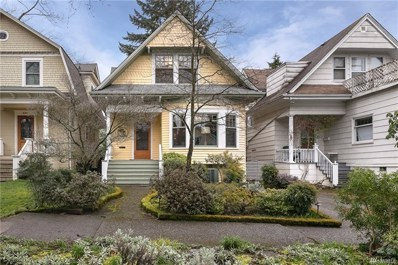 432 16th Ave E, Seattle, WA 98112 - MLS#: 1253331