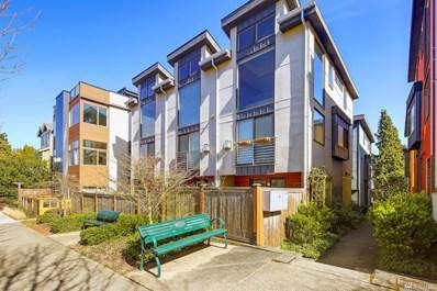 1718 California Ave SW UNIT B, Seattle, WA 98116 - MLS#: 1253965