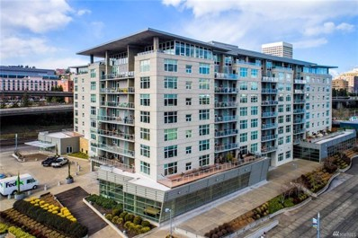 1515 Dock Street UNIT 912, Tacoma, WA 98402 - MLS#: 1254417