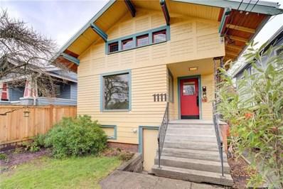 1111 27th Ave, Seattle, WA 98122 - MLS#: 1254447
